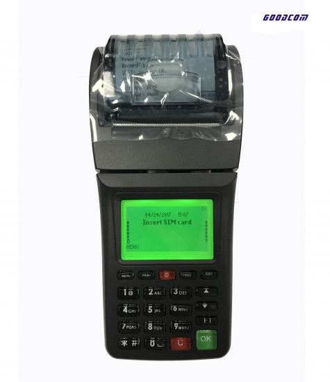 Goodcom Handheld Mobile Recharge Airtime Top Up Machine